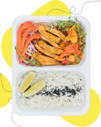 Zdrowy posiłek - Standard A i B